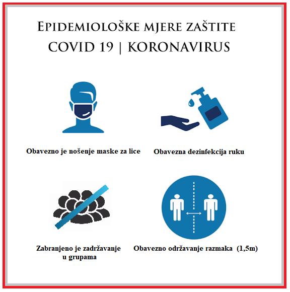 Epidemiološke mjere