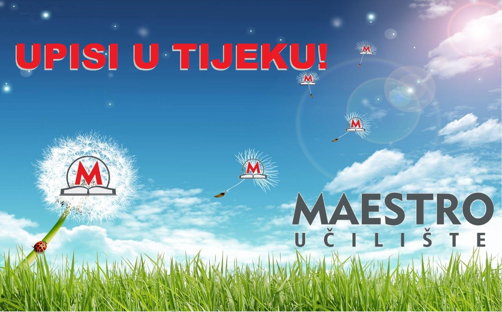 Upisi Učilište Maestro